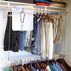 hanging rod for clothes mango 18 changing organizing ideas for to store stuff