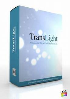 Final Cut Pro Light Effects Translight Light Particle Transitions For Fcpx