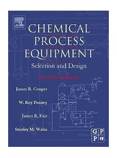 Chemical Process And Equipment Design By Gavhane Pdf Chemical Process Equipment 2nd Edition
