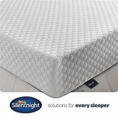 silentnight 7 zone memory foam rolled mattress