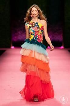 Elisabetta Franchi Fashion Designer Elisabetta Franchi Spring Summer 2019 Look 55 Rtw