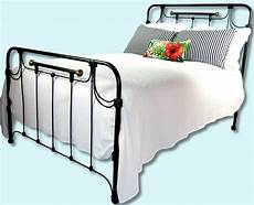 antique cast iron bed frame antique wrought
