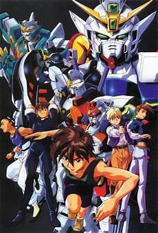 mobile suit gundam anime nostalgia vs gundam wing endless waltz