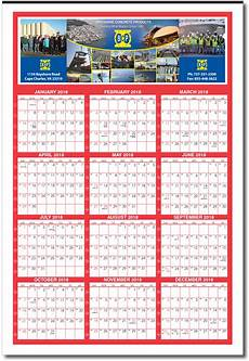 at a glance calendar 2020 2020 giant custom year at glance calendar with week