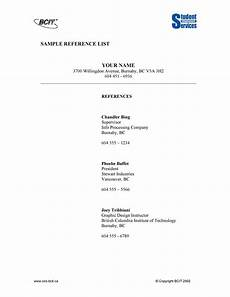 Professional References Template 40 Professional Reference Page Sheet Templates ᐅ Templatelab