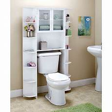 deluxe the toilet space saver white cabinet walmart