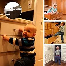 child safety cabinet locks latches 12 pack baby
