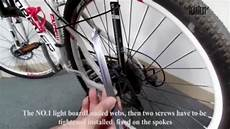 Bicycle Wheel Lights Youtube Yq8007 Diy Programmable Bicycle Wheel Light From Gearbest