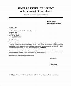 Cover Letter Of Intent Free 47 Sample Letter Of Intent In Pdf Ms Word Pages