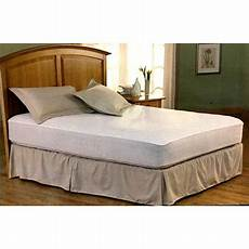 mattress cover size fitted plastic bed protector