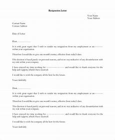 Resign Later Free 8 Resignation Letter Samples In Ms Word Pdf