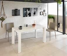 tavolo laccato bianco tavolo allungabile linux laccato bianco opaco fino 200cm