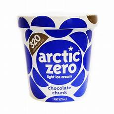 Arctic Zero New Light Ice Cream Arctic Zero Chocolate Chunk Light Ice Cream 16 Oz