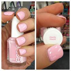 Opi Light Pink Gel Nail Polish 1coat Opi Mod About You 2coats Essie Muchi Muchi