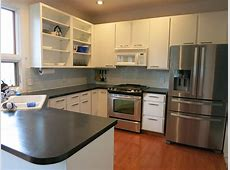 Kitchen: Exciting Painting Formica Cabinets For Your Kitchen Cabinet Design Ideas ? Underpassbar.com
