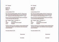 undangan pengajian contoh begini contoh surat undangan pengajian keluarga yang benar