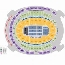 Square Garden Ice Hockey Seating Chart Msg Seating Chart Concert