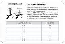 Motorcycle Glove Size Chart Uk Gloves Sizes Fashion Dresses