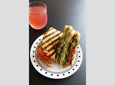 Bombay Vegetable Grilled Sandwich Recipe (Veg grilled