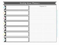 Weekly Dinner Schedule Plan Your Weekly Dinner Menu In Under 30 Minutes Free