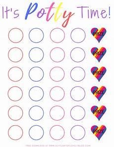 Free Potty Charts Potty Training Sticker Chart Free Printable Potty