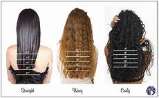 Length Hair Extensions Chart How To Use Curly Hair Extensions Length Chart Properly