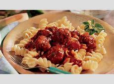 Meatballs and Twisters Recipe   BettyCrocker.com