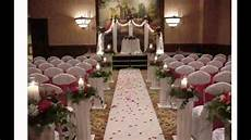 church wedding decorations pictures images wedding decorations for church youtube