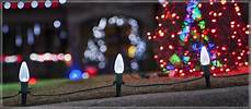 Diy Stakes For Christmas Lights Outdoor Christmas Yard Decorating Ideas