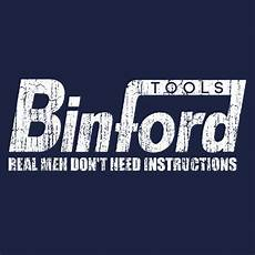 Binford Werkzeug by Binford Tools T Shirt Home Improvement Time Textual Tees