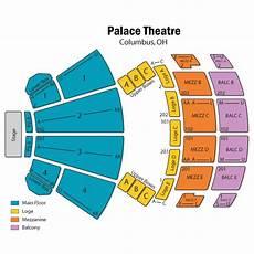 Ohio Theater Columbus Ohio Seating Chart Canton Palace Theater Seating Chart Car Interior Design
