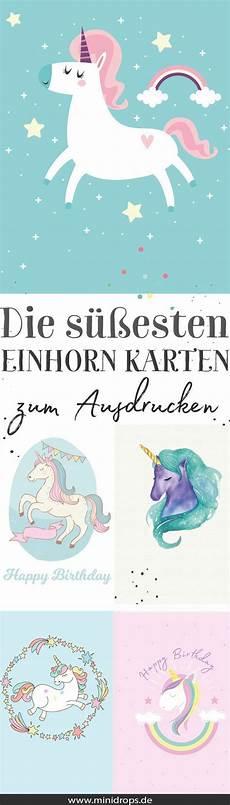 Malvorlage Einhorn Geburtstag Einhorn Einladungen Karten Zum Ausdrucken Einhorn