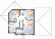 Bachelor Apartment Floor Plan House Plan With Bachelor Apartment 22386dr