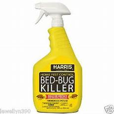harris hbb 32 bed bug pest killer spray 32oz ready to use