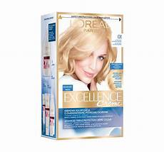 Ultra Light Natural Loreal Excellence Pure Haarfarbe 01 Ultra Light