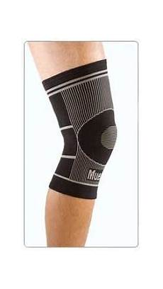 mueller 4 way stretch knee sleeve support bowers