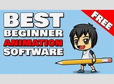 Best Beginner Animation Software (FREE!) Download in