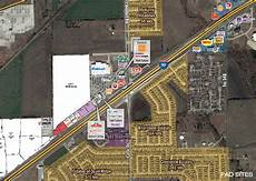 Walmart Royse City Royse City Pad Sites The Retail Connection