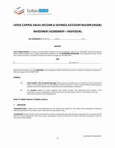 Sample Investor Agreement 9 Personal Investment Agreement Examples Pdf Examples