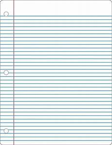 College Ruled Paper Template Free Ruled Page Cliparts Download Free Clip Art Free