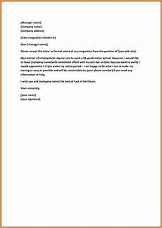 Cover Letter For Resignation Image Result For Formal Resignation Letter Sample Without