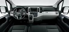 new toyota quantum 2020 interior new toyota hiace introduced in the philippines autoevolution