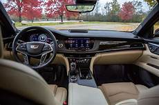 2019 Cadillac Interior by 2019 Cadillac Ct6 Review Handsome And Competent In Base