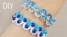 diy macrame bracelets waves with