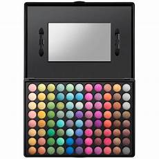 bh cosmetics 88 shimmer eighty eight color eyeshadow