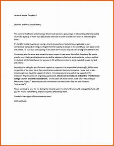 How Do You Write An Appeal Letter How To Start An Appeal Letter Sampletemplatess