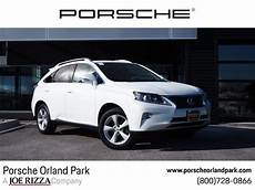 Light Rx Orland Park Pre Owned 2015 Lexus Rx 350 Base Awd 4dr Suv In Orland