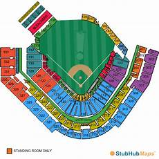 Pnc Park Seating Chart Detailed Pnc Park Seating Chart Pictures Directions And History