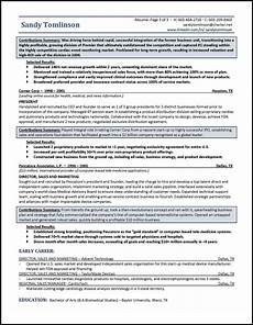 Sample Medical Resume Example Medical Devices Sales Resume Distinctive Career