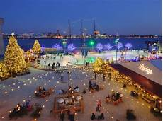 Blue Cross Riverrink Tree Lighting The Top Places To View Holiday Lights In Philadelphia For